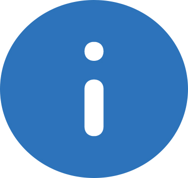 Icon image of the information symbol