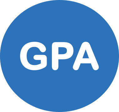 Icon image that reads GPA
