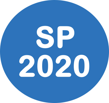 Icon image that reads Spring 2020