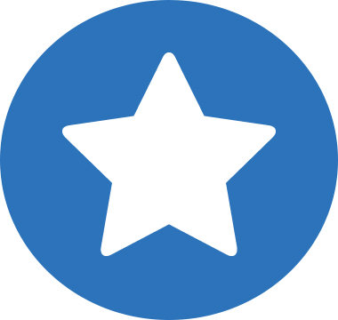 Icon image of a star