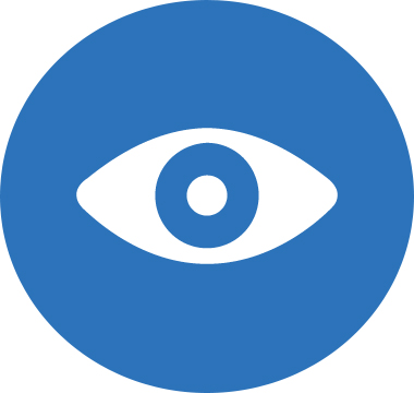 Icon image of an eye